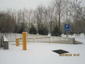 盘锦停车场系统工程蓝西特|智能停车场施工安装