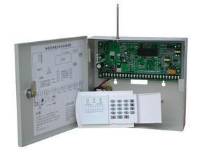 捷创信威 AT-216 16防区有线、无线报警主机