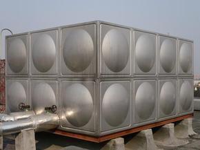 枣强不锈钢水箱厂家