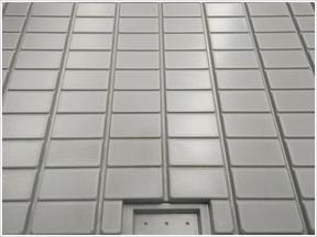 ABS潮汐面板 潮汐式育苗床配件 支持定制