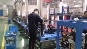 芜湖无为繁昌南陵地区鲍斯螺杆空压机玩具厂专用22KW螺杆空压机