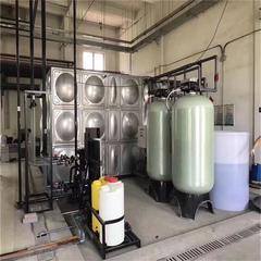 全自动锅炉软水处理仪-工业软化水处理器