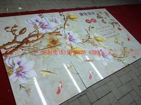 陶瓷背景墙  瓷砖壁画