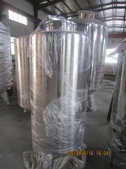 杭州500L水箱、不锈钢储水罐