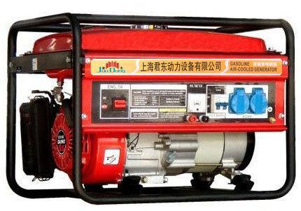 6KW小型汽油发电机组