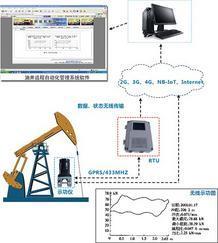 蓝迪 数字化油井建设