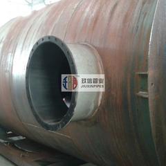 氯碱企业氢氟酸输送用衬胶管道