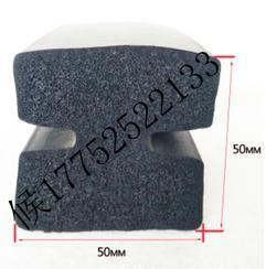 盾构拼装机吸盘 真空密封条 16061D500 16104D500真空密封条钢槽