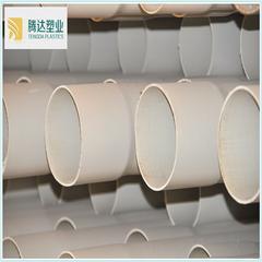 厂家供应PVC实壁管,灰色地埋通信用管,质量保证