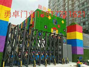 上海浦东伸缩门安装价格