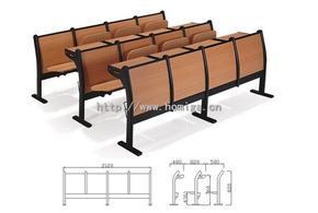 阶梯教室课桌椅,用于报告厅,会议室,学术厅的课桌椅厂家批发