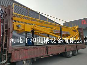 高空压瓦举升机 可移动高空压瓦机厂家
