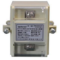 安科瑞计量型电流互感器AKH-0.66/G G-30*30I 10/5