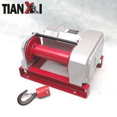 铝制小型电动卷扬机220V/380V轻型便携式卷扬机