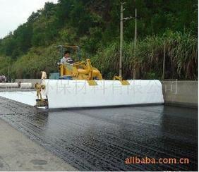 供应高速公路地基排水加固专用土工布 桥台路基土工布