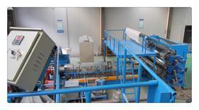 阻尼隔音毡板材挤出机,阻尼隔音毡片材生产线(规格)