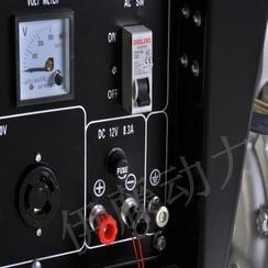三相四线5KW小型柴油发电机