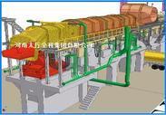 30-150吨电炉废钢预热连续装料系统