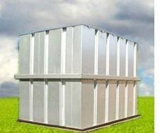 不锈钢冲压肋板水箱北京麒麟公司
