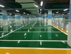 重庆地坪漆施工、环氧防静电地坪漆处理