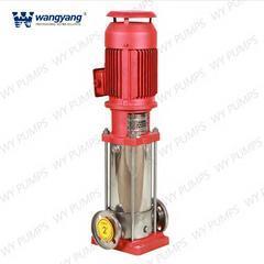 立式多级消防稳压泵组