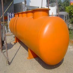 洁林GL-DN300集分水器厂家 空调分集水器