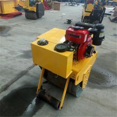 潞城市销售柴油压路机厂家 小型手扶单轮压土机操作