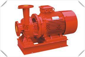 XBD-HW卧式恒压切线泵 卧式消防泵消火栓泵喷淋泵消防增压稳压泵