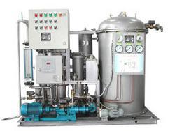 15ppm船用油污水处理装置,油水分离器