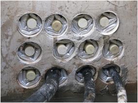 电缆管口防水方法比较