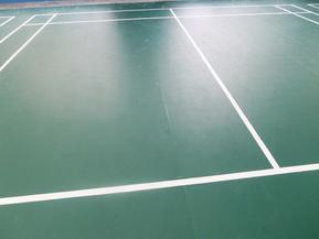 深圳PVC塑胶地板 耐磨羽毛球馆用PVC塑胶地板报价格