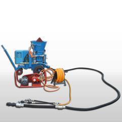 ZRS3ER耐火材料喷涂机,烟道耐火喷涂机,耐火料喷补机