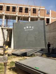 泄洪专用平板钢闸门生产