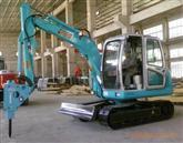 小型履带挖掘机作业视频/轮式360度挖掘机/小型履带挖掘机