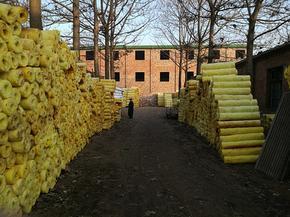岩棉玻璃棉管厂