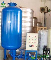 常压定压补水排气机组配置