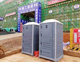 汕尾移动厕所租赁+应急厕所
