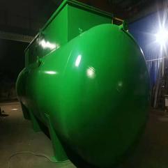 GL-DMBR-400一体化分散式污水处理设备 生活污水集中处理装置