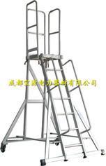 铝合金平台扶手梯/平台梯/平台扶手梯