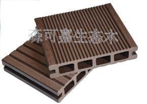 13525塑木户外地板环保节能森可生态木