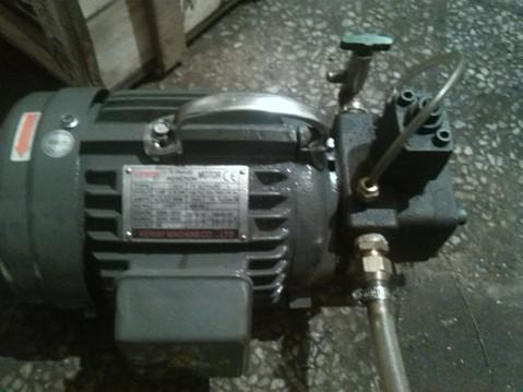 压缩机电动注油泵