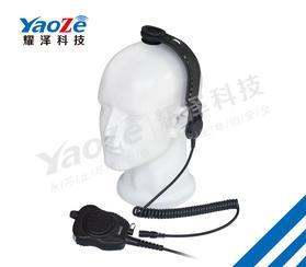 头骨传导通信耳机