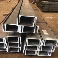 天津耐低温Q355D槽钢