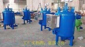 海口循环冷却水电解(离)处理系统加工