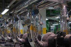 中央空调改造多少钱,中央空调改造步骤,中央空调风管移位