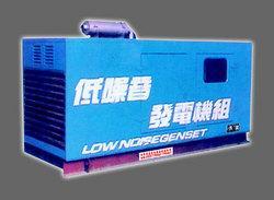 30KW低噪音柴油发电机组