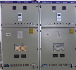 搅拌机专用-NRRQV-12高压固态一体式软启动成套设备