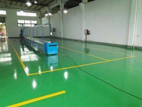 广州耐磨地坪漆报价 水泥耐磨地板漆每方价格