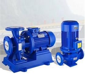 ISG立式管道离心泵 单级单吸立式管道泵 管道增压循环泵