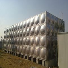 组合式焊接不锈钢消防水箱